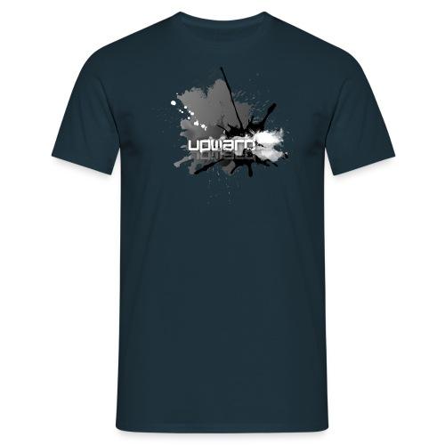 Upward Records Fan T-Shirt - Männer T-Shirt