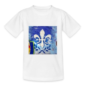 Lilien Graffiti - Teenager T-Shirt