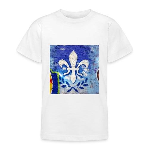 Lilien Graffiti - Teenager T-Shirt