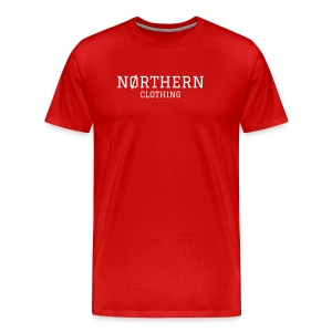 RED SHORT SLEEVE - Men's Premium T-Shirt