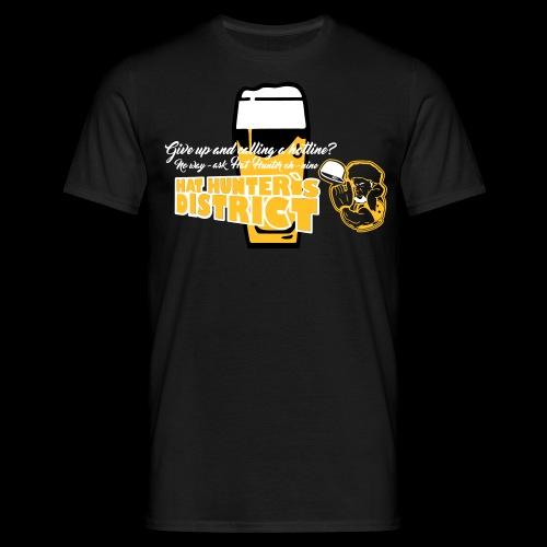 Bierstadt Fanatics - Männer T-Shirt