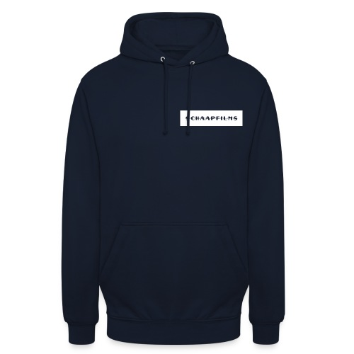 CR3W sweater Navy - Hoodie unisex
