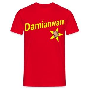 DamianWare T-Shirt - Men's T-Shirt