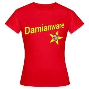 DamianWare Women's T-Shirt - Women's T-Shirt