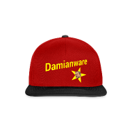Caps & Hats ~ Snapback Cap ~ DamianWare Cap