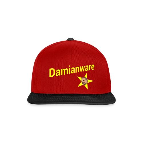 DamianWare Cap - Snapback Cap