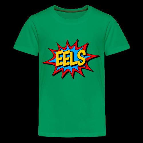 T-Shirt EELS - Ragazzo/a - Maglietta Premium per ragazzi