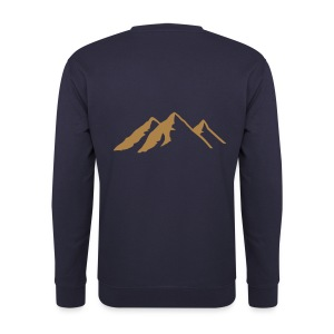 NAVY SWEATSHIRT - Men's Sweatshirt