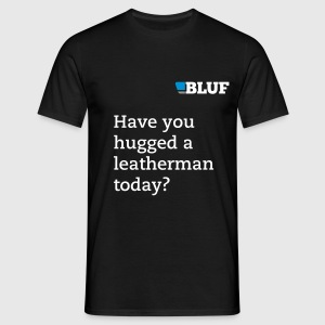 LeatherHugT - Men's T-Shirt