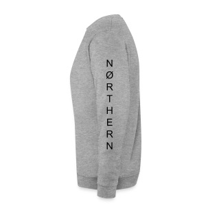 GREY SWEATSHIRT - Men's Sweatshirt