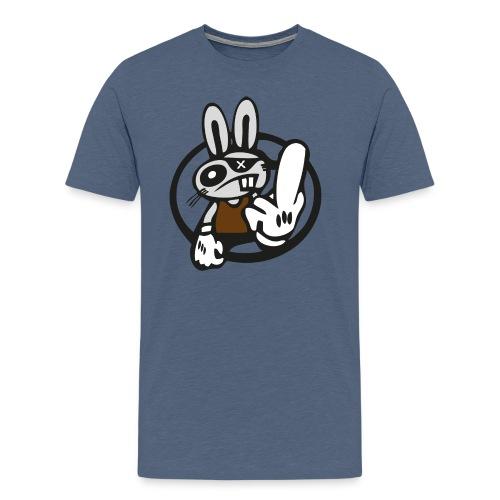 bad rabbit Shirt - Männer Premium T-Shirt