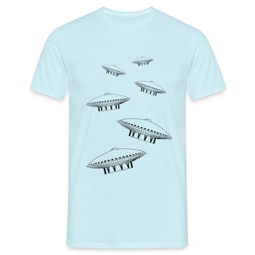 Evoluon Eindhoven - Mannen T-shirt