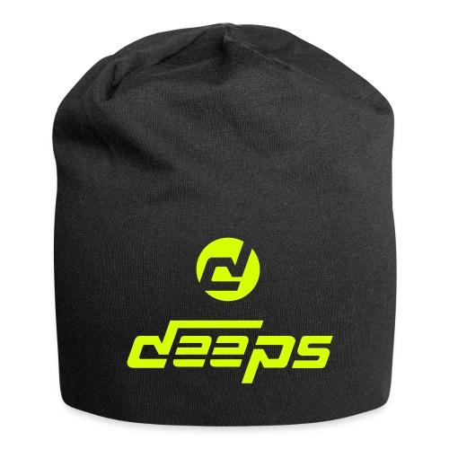 Deeps hat logo fluo - Bonnet en jersey
