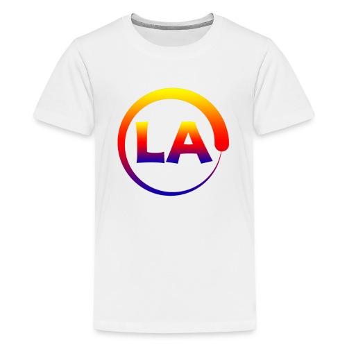 Lwai Almasri Short sleeve shirt - Teenage Premium T-Shirt