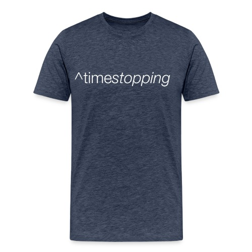 ^timestopping 001 - Men's Premium T-Shirt