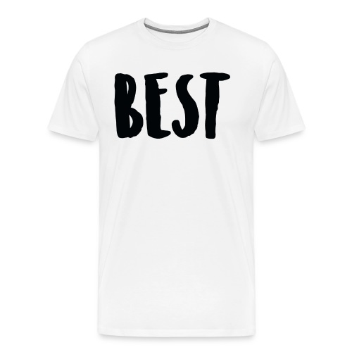 Best Logo Tshirt - Men's Premium T-Shirt