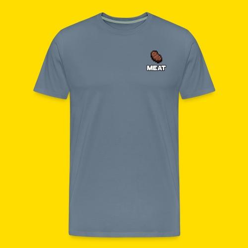 Meat T-Shirt - Premium T-skjorte for menn