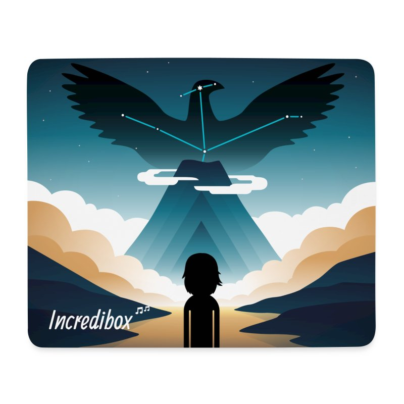 EAGLE MOUSE MAT - Mouse Pad (horizontal)