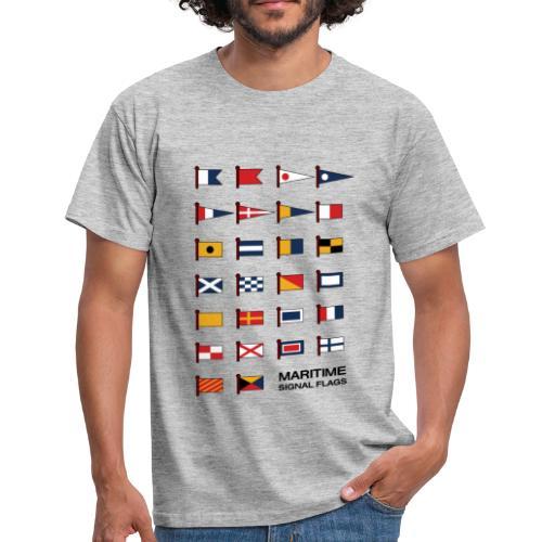 Flaggen - Männer T-Shirt