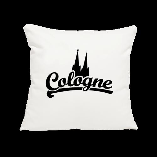 Cologne Dom Klassik Köln Kissenbezug - Sofakissenbezug 44 x 44 cm
