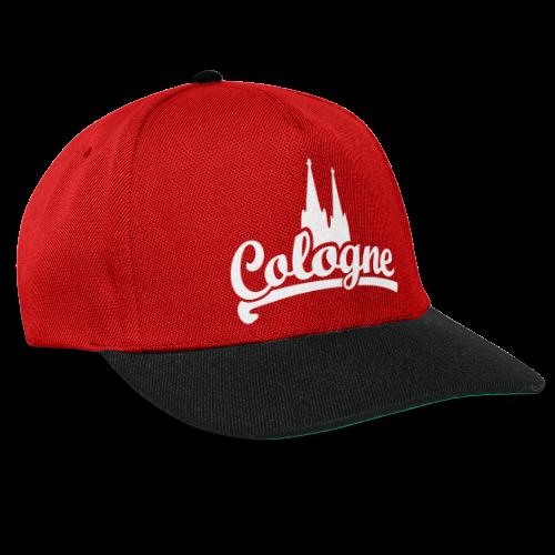 Cologne Dom Klassik Köln Baseballkappe - Snapback Cap