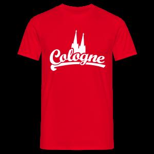Cologne Dom Klassik Köln T-Shirt - Männer T-Shirt