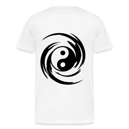 Yin Yang - Men's Premium T-Shirt