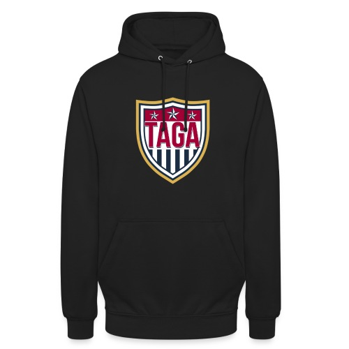 TagaFC by Taga - Sweat-shirt à capuche unisexe