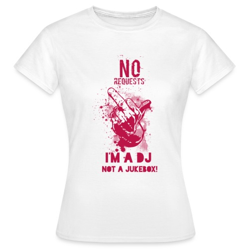 No Request Acid Rose - Women's T-Shirt