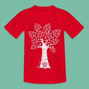 T-shirt enfant arbre de vie Brocéliande  Spirit - T-shirt Enfant
