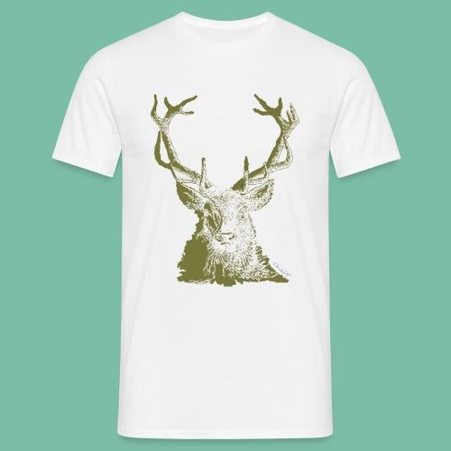 T- shirt homme Cernunnos Brocéliande  Spirit - T-shirt Homme