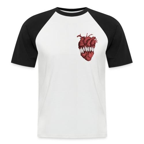Bizarre Heart 2 - Camiseta béisbol manga corta hombre