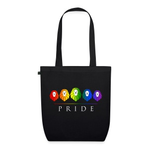 Gay Pride LGBT Rainbow Lions - EarthPositive Tote Bag
