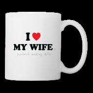 Mugs & Drinkware ~ Mug ~ I Love My Wife 's Sandwich Making Skills