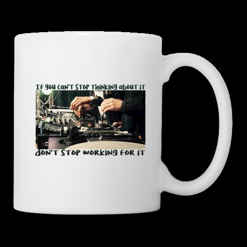 Picture&Text Mug - Mug blanc