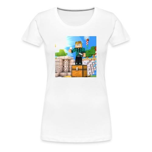 AelbGaming Women's Tee - Women's Premium T-Shirt