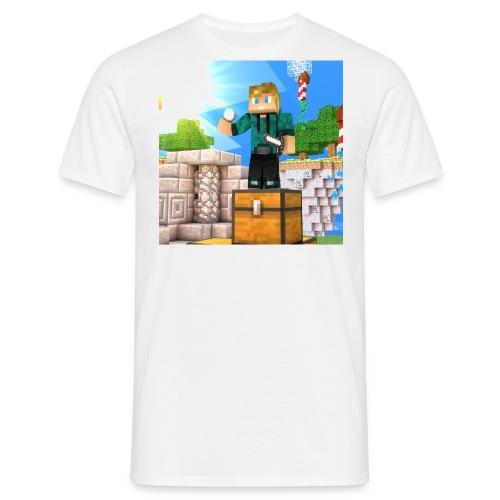 AlebGaming Tee - Men's T-Shirt