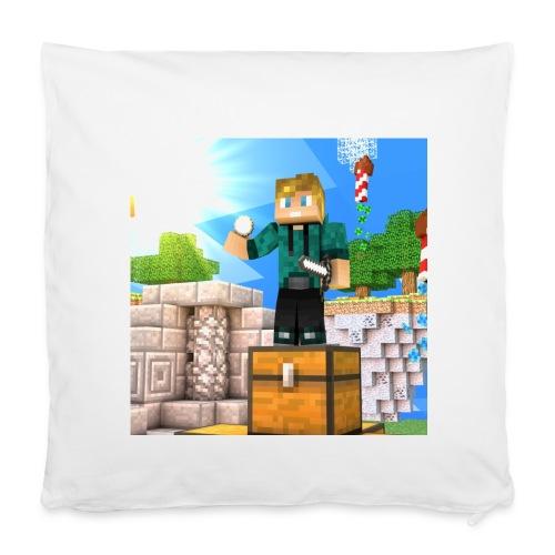 "AlebGaming Pillow - Pillowcase 16"" x 16"" (40 x 40 cm)"