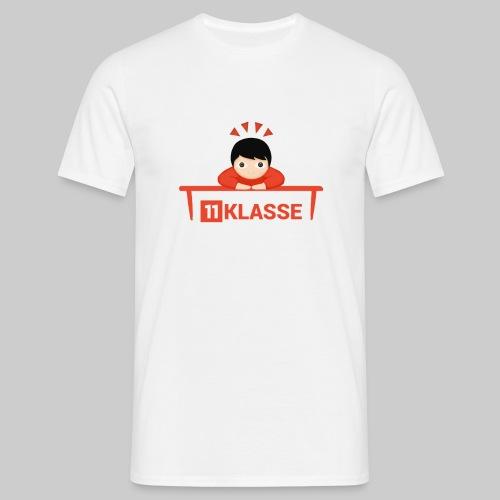 11Klasse - T-Shirt (Männer) - Männer T-Shirt