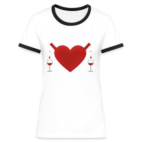 share good love - Women's Ringer T-Shirt