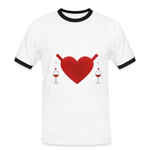 share good love - Men's Ringer Shirt