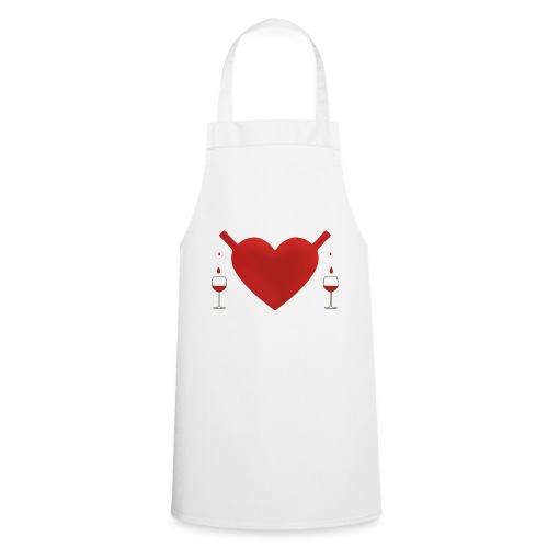 share good love - Cooking Apron