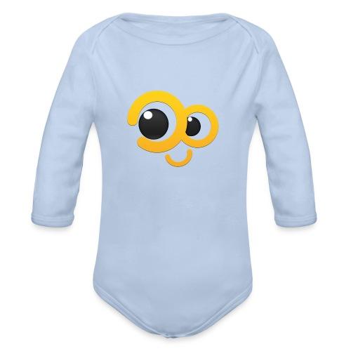 salut! - Organic Longsleeve Baby Bodysuit