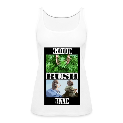 GOOD/BAD Girl - Frauen Premium Tank Top