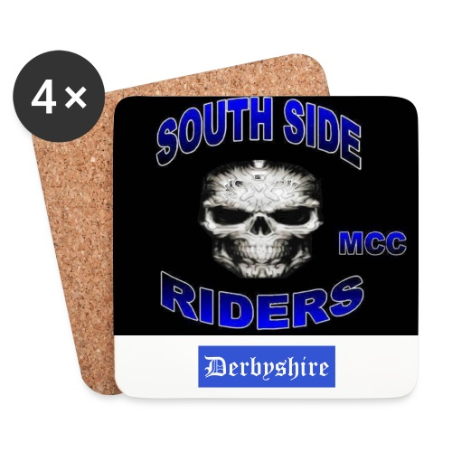 SSR MCC Coasters - Coasters (set of 4)