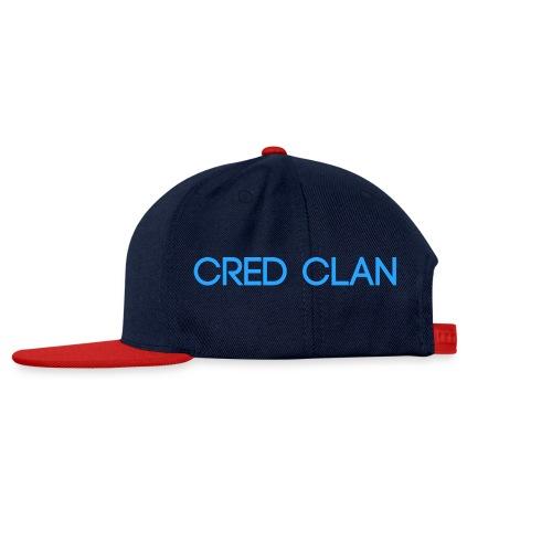 CRED CLAN SNAPBACK - Snapback Cap