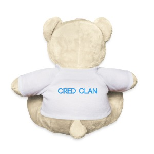 CRED CLAN BEAR - Teddy Bear