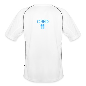 CRED FOOTBALL TEE FOR MEN - Men's Football Jersey