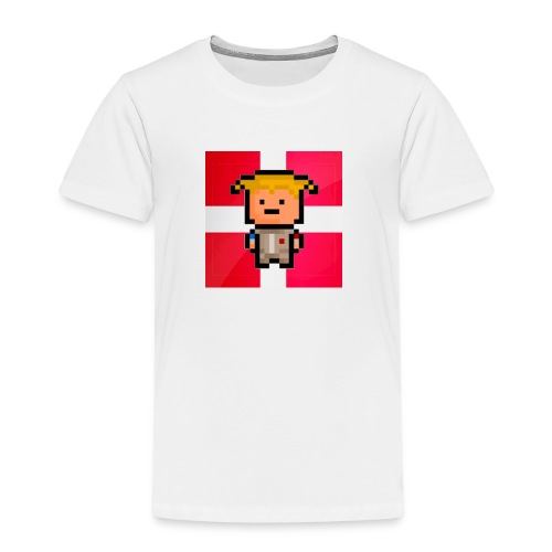 Kids' Premium T-Shirt - This is a long-sleeved shirt with my channel icon on