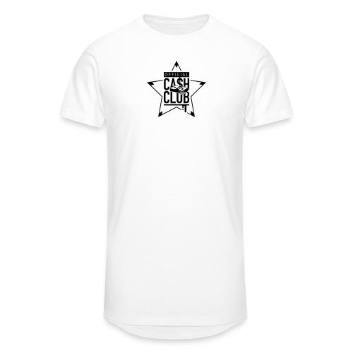 Devastated Oversized Tshirt - Männer Urban Longshirt